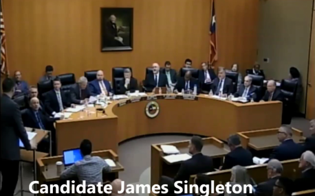 Harris County Commissioners Court Video
